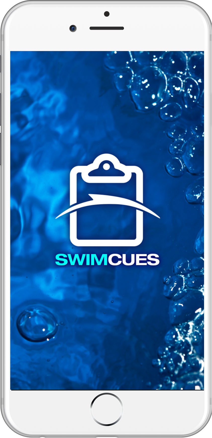 phone SwimCues 2