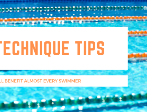 4 Technique Tips That Will Benefit Almost EVERY Swimmer