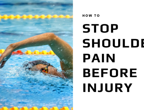 How to Stop Shoulder Pain Before Injury